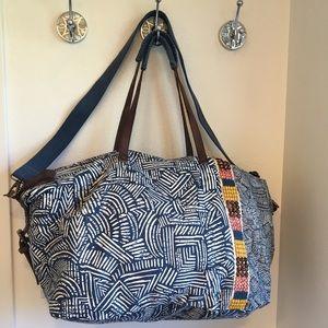 Anthropologie Bags Jasper Jeera Teresa Weekender Bag